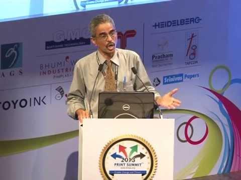 Print Summit 2013 : Thomas Saggiamo Part 8