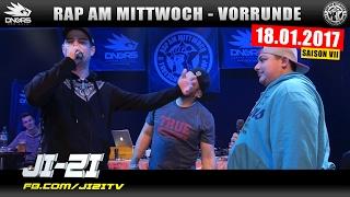 RAP AM MITTWOCH DORTMUND: 18.01.17 BattleMania Vorrunde feat. JI-ZI, KROM uvm. (2/4)
