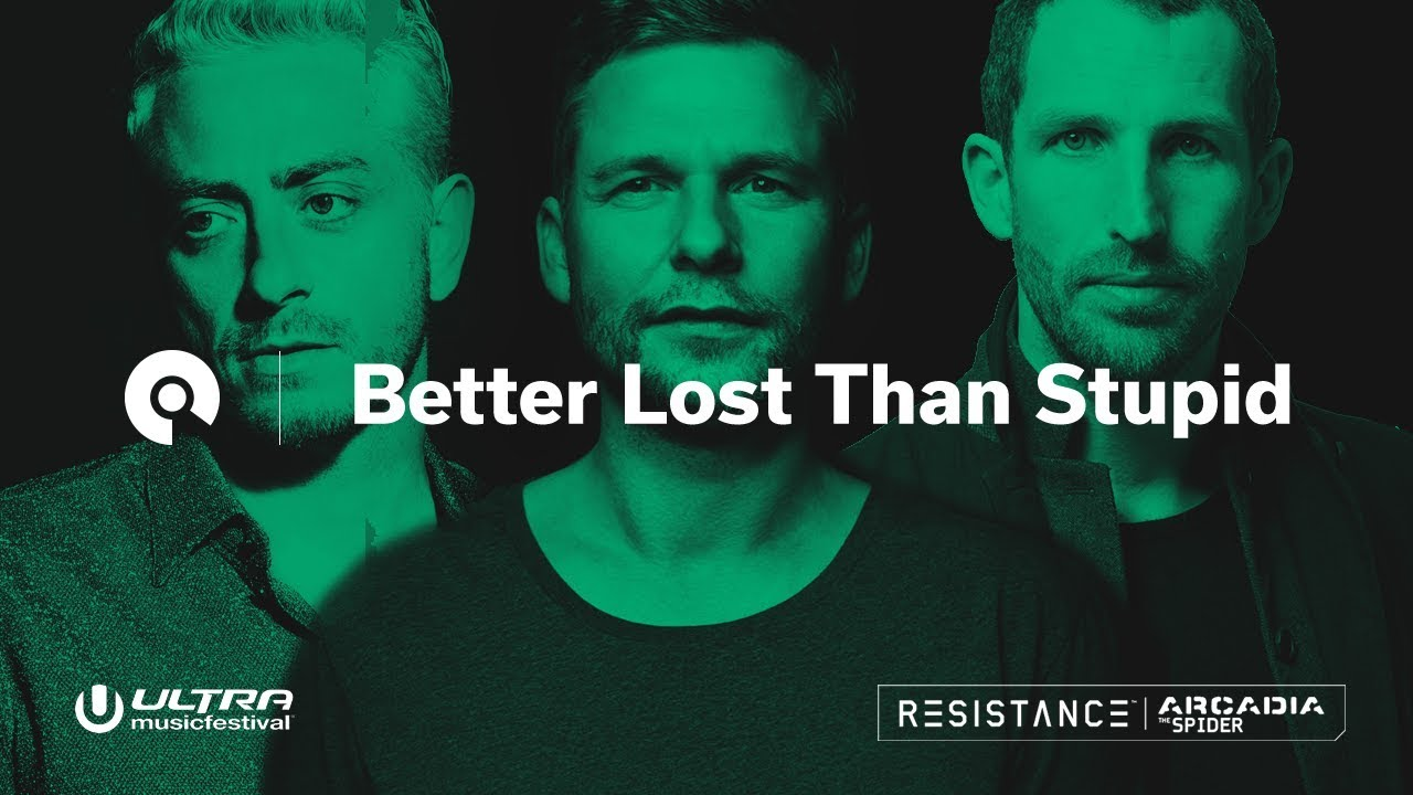 Better Lost Than Stupid - Live @ Ultra Music Festival 2018, Resistance Arcadia Spider