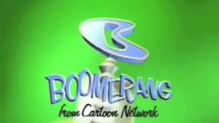 Boomerang Idents(NOW USED ON BOOMERANG OnDemand)