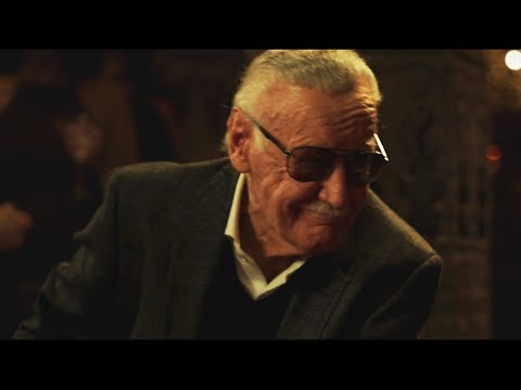 Black Panther : Stan Lee Cameo | Marvel's Black Panther 2018 HD