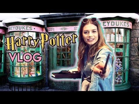 Wizarding World Of Harry Potter ⚡ Hollywood Vlog  I  Maximeee