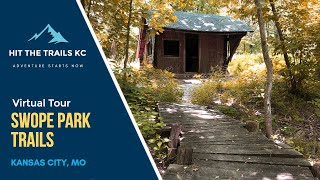 Take a Virtual Tour of the Swope Park Trails in Kansas City, MO