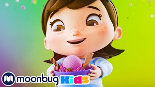 Ice Cream Song | BRAND NEW | Little Baby Bum | Cartoons and Kids Songs | LBB | Songs For Kids