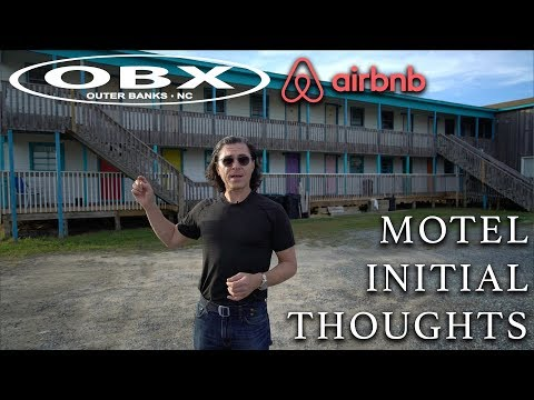 Buying an Abandoned Motel for Airbnb?? (it just might work)