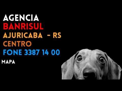 ✔ Agência BANRISUL em AJURICABA/RS CENTRO - Contato e endereço