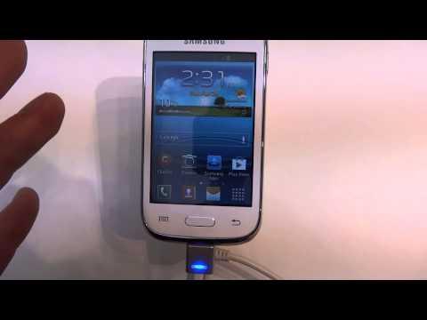 Samsung Galaxy Young - Anteprima MWC 2013