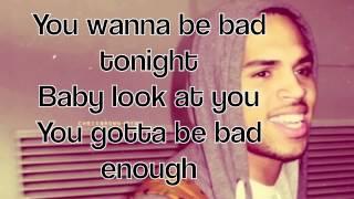 Chris Brown Trumpet lights Lyrics