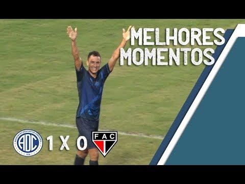 Confiança 1 x 0 Ferroviário   MELHORES MOMENTOS   Série C (23/06/2019)