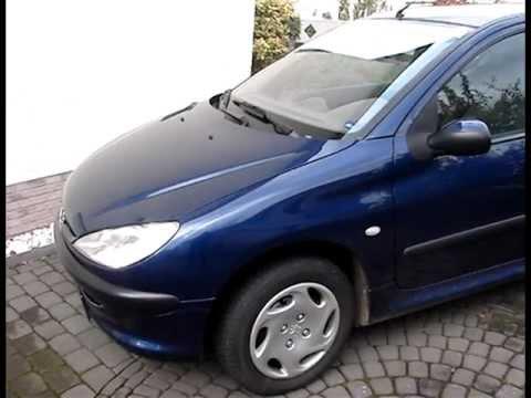 Peugeot 206 / 2002 * H4 Licht/Birne wechseln * Tutorial * Selbst ist die Frau oder auch Mann *