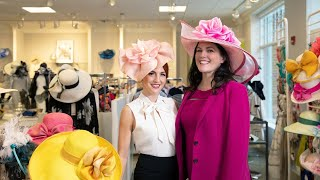 Christine A  Moore Millinery And Kentucky Derby Fashion Insider Interview -Derby Hats
