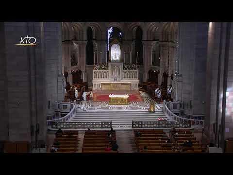 Prière du Milieu du jour du 5 février 2021 des Bénédictines du Sacré-Coeur de Montmartre