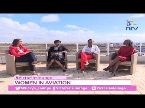 Women in Aviation - Victoria's Lounge