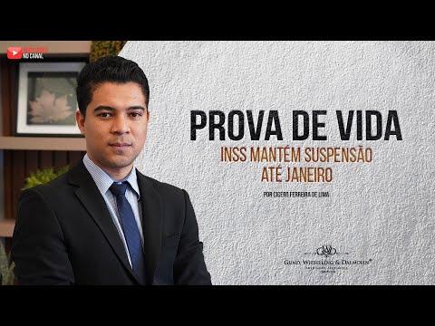 INSS: suspende a prova de vida até janeiro de 2021
