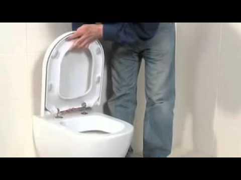 Montageanleitung: WC-Sitz mit Softclosing - Villeroy & Boch