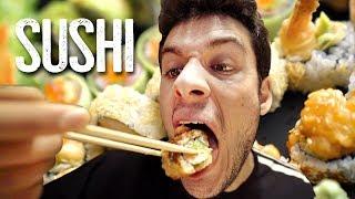 6TL Sushi vs. 290TL Sushi! (#SonradanGörme)