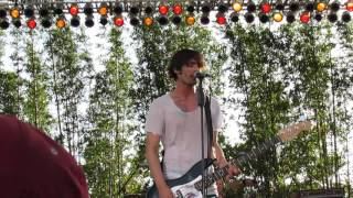 The All American Rejects - Stab My Back at Busch Gardens April 10, 2016