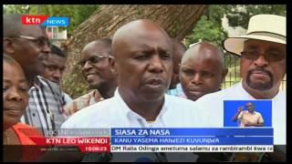 KTNLeo Wikendi: Gideon Moi asema National Super Alliance ni baadhi ya mambo KANU ikayafikiria katika