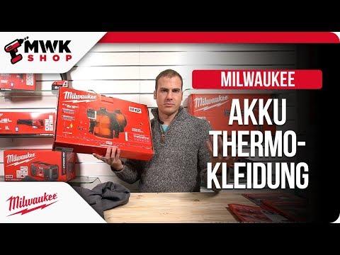 Milwaukee Heated Gear beheizbare Kleidung mit Akku