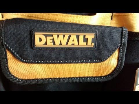 Bolsa de herramientas con rodillos Dewalt DGL571