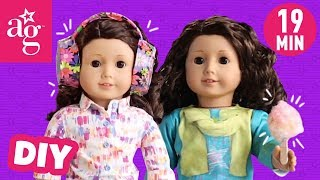 The Best Doll DIY Accessories   Doll DIY   American Girl