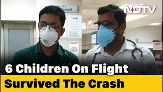 Kerala Plane Crash: Locals Treated Children As Their Own: Kerala Doctors On Plane Crash