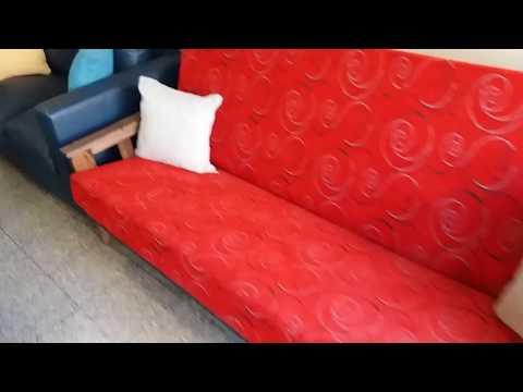 Colchon placa para futon