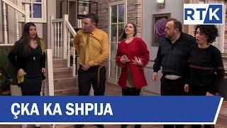 Çka ka Shpija - Episodi 9 Sezoni IV  25.12.2017