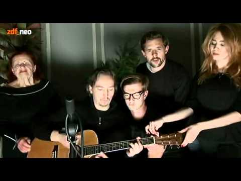 zdf_neo paradise coverversion von joko&klaas. inhalt ist eigentum des zdf!   http://www.zdf.de/ZDFmediathek/beitrag/video/1545124/neoParadise---Somebody-That-...-%2819.01.%29