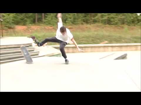 Panasonic Dvx100a edit- Firelake skatepark