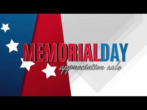 Memorial Day Appreciation Sale - Mattress