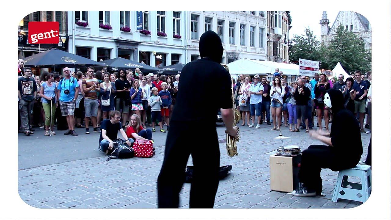 Gentse Feesten 2015: Straatartiesten, Arteveldehogeschool