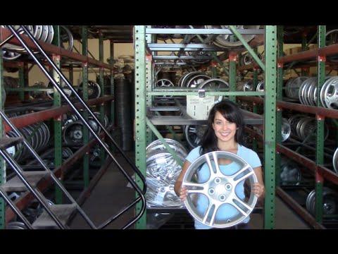 Factory Original Mazda MX-6 Rims & OEM Mazda MX-6 Wheels – OriginalWheel.com
