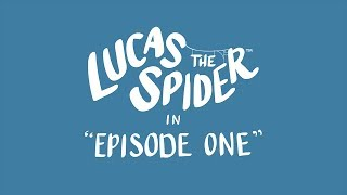 Gambar cover Lucas the Spider