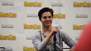 Megacon Orlando 2018 Zach Callison Steven Universe Panel