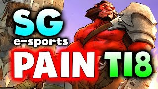 PAIN vs SG e-sports - Brazilian Fight! - TI8 SA QUALS DOTA 2