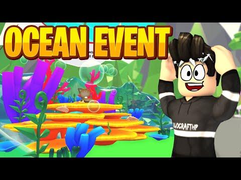 Neues Ocean Event mit kostenlosen Items in Adopt Me!  Roblox\/Deutsch
