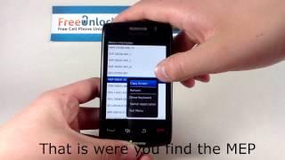 How to Unlock ANY Blackberry FREE by MEP | FreeUnlocks.com