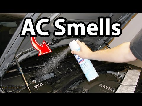My Car S Ac Smells Like Nail Polish Yahoo Answers