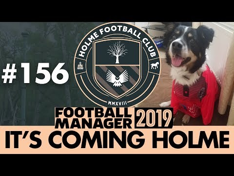 HOLME FC FM19 | Part 156 | HOFFENHEIM | Football Manager 2019