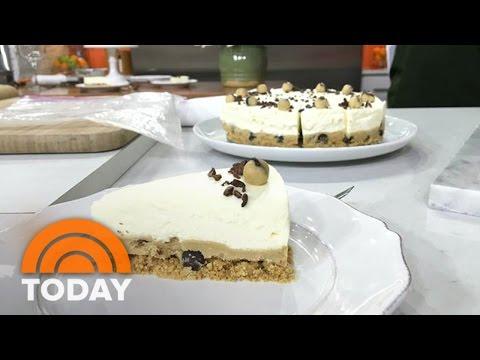 A Cookie Dough Cheesecake + Sacha Baron Cohen = Delicious Hilarity | TODAY