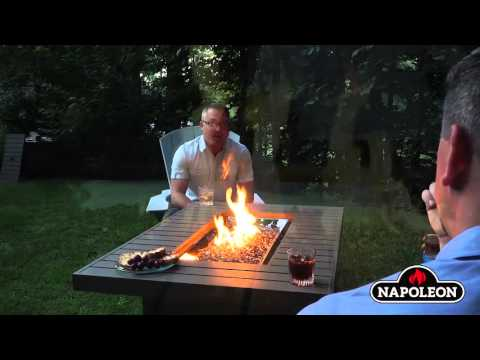 Napoleon Patioflame Fire Tables