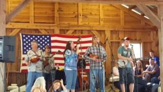 Tugalo Holler, Run To The Rock - Hillbilly Day 2017