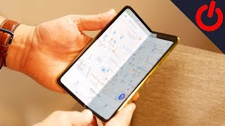 Samsung Galaxy Fold initial review: First look at the foldable champ