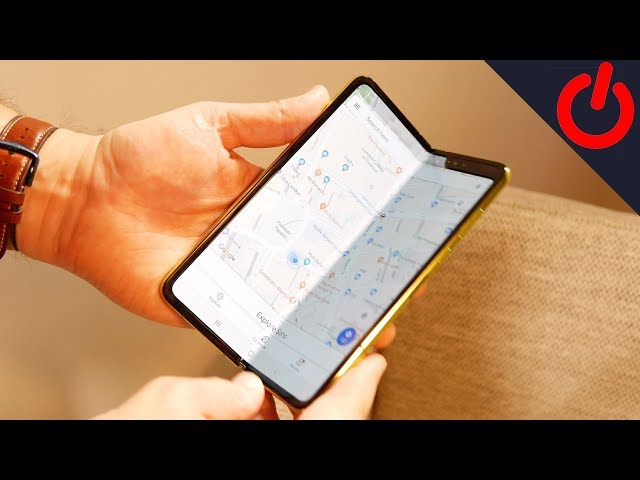 Samsung Galaxy Fold Initial Review Foldy Mcfoldface Is Here