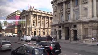 Париж Обзорная экскурсия на туристическом автобусе
