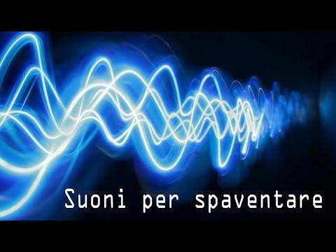 Suoni per spaventare o scacciare:  cani, gatti, topi, rettili, uccelli, insetti, zanzare