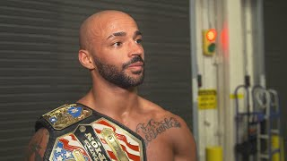 Ricochet looks back on his big opportunity in EVOLVE