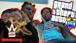 """Tee Grizzley """"Colors"""" (GTA 5 Exclusive   Official Music Video)"""