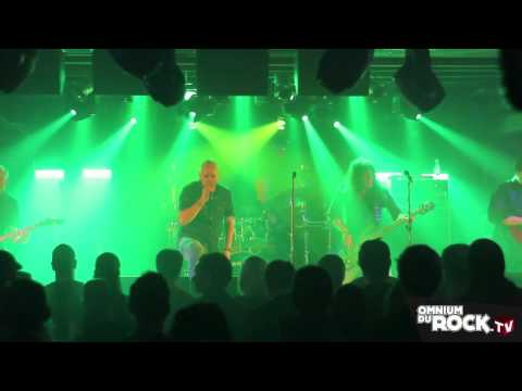 Warder - Alone live at Dagobert (Quebec City) - Omnium du Rock 2012/11/15